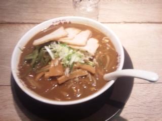 赤味噌チャーシュー麺