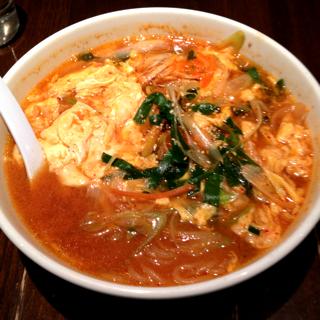 キムチ温麺