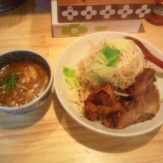 光麺+トッピング
