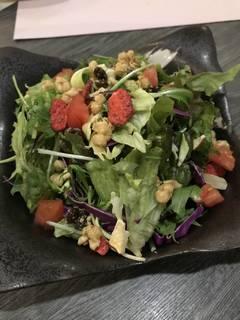 春限定の彩りサラダ
