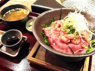 松阪牛鮮丼