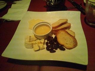 チーズ盛り