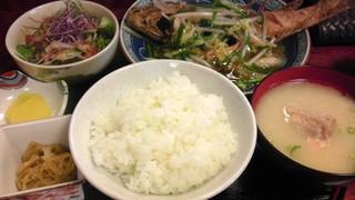 鮮魚の野菜あんかけ