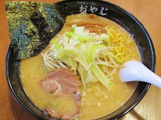 味噌ラーメン おやじ麺