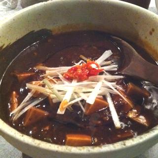 ギロチン麻婆豆腐