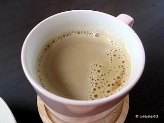 まかないミルクコーヒー
