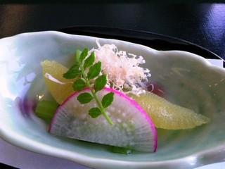 数の子 滋賀県こだわり野菜小松菜のお浸し