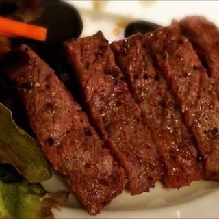 黒毛和牛 鉄板ステーキ サーロイン