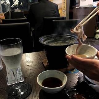 日本酒100%しゃぶしゃぶ