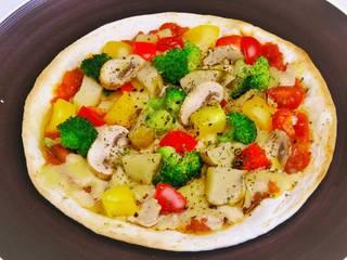 野菜たっぷり農園風PIZZA