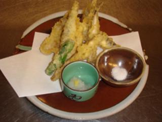 小鰯天ぷら