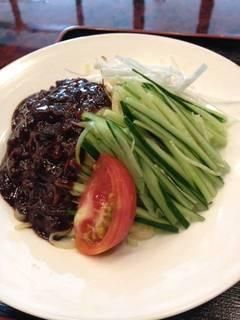 北京冷ジャージャー麺
