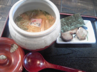 蛸壺辛味ラーメン