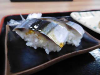 さんま寿司