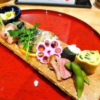 鮮魚柚香焼
