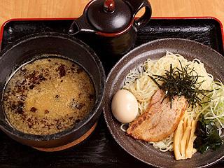 味玉つけ麺 正油
