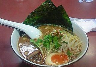 発芽ゴマ担々麺
