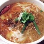 サンラー刀削麺