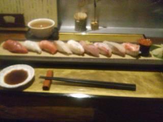 上寿司盛り合わせ