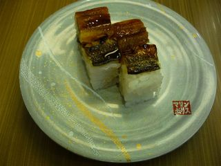 穴子箱寿司