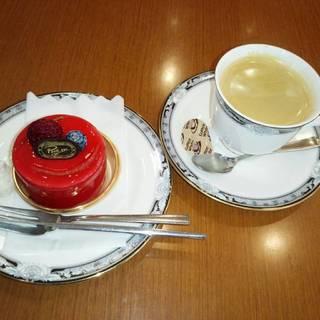 ロアジスホットコーヒー