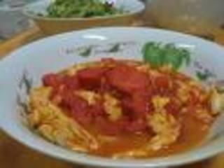 番茄炒鶏蛋