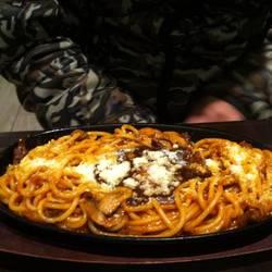 スパゲティイタリアン