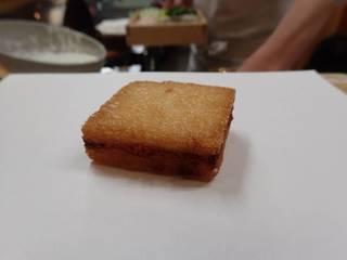 サンドウィッチの天ぷら
