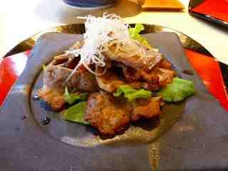 イベリコ豚旨焼き