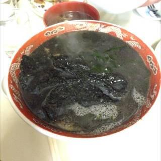 黒ラーメン岩塩