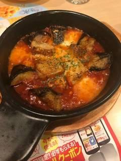 チキンとモッツァレラのトマトオーブン焼き