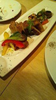 厚切り豚バラ肉とお野菜のスパイシーケイジャンロースト