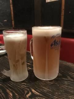 生ビールメガジョッキ
