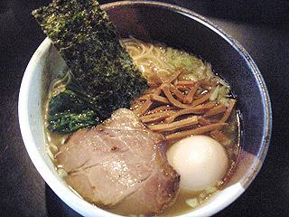 味玉柳麺 塩