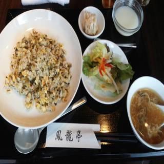 豚高菜炒飯