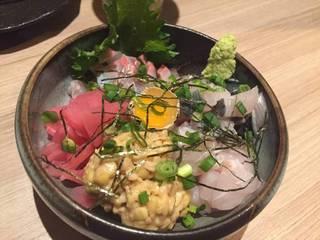 海鮮ばくだん納豆