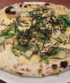 おもちのピザ