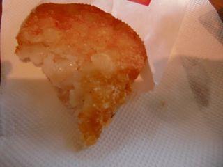 オリジナルパイ皮のアップルパイ