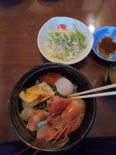さしみ~や海鮮丼