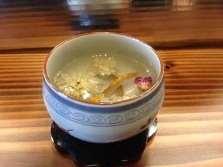 薬茶(白菊花・バラ花・柚子皮)