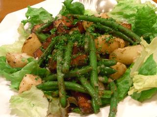 リエージュ風温製サラダ