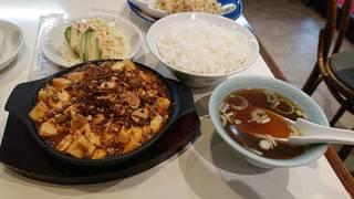 激辛濃厚麻婆豆腐
