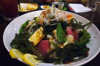 美琉太陽サラダ