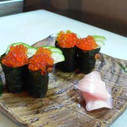 いくら寿司