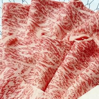 黒毛和牛ロースすき焼き