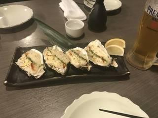 牡蠣の磯グラタン