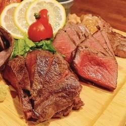 熟成肉ローストビーフ