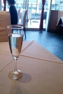 グラスワイン(スパークリング)