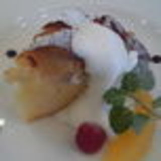 蜜りんごバウンドケーキ