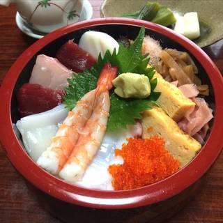 ちらし寿司(並)